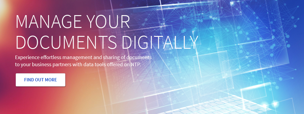 Manage your documents digitally